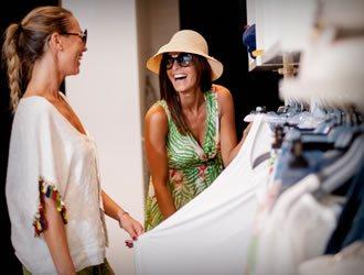 Shopping à Riccione