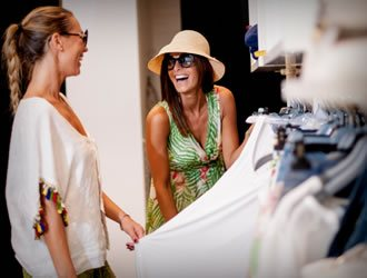 Shopping in Riccione