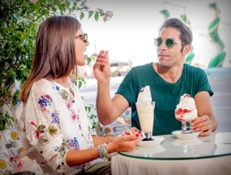Bars / Ice cream shops in Riccione