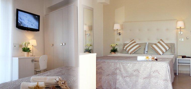 Hotel 4 stagioni 2 stelle in riccione for Quattro stelle arredamenti surbo