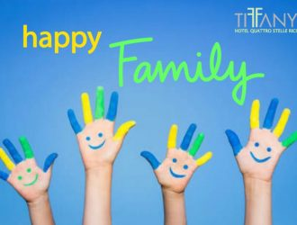 Speciale Hotel Tiffany's Riccione Happy Family