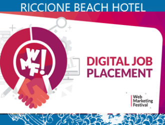 OFFERTA WEB DIGITAL MARKETING FESTIVAL RIMINI 2018