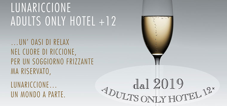 Luna Riccione Hotel & AquaSpa - Only Adults +12